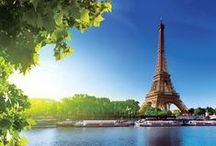 Travel Paris / Places in Paris with love!