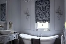 Window treatments for the bathroom