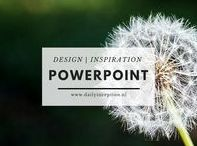 Design | Powerpoint templates/Inspiration  ☆
