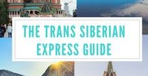 The Trans-Siberian Express / The Trans-Siberian Express - articles, tips, price