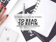 Others | To Read or repin
