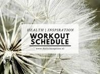 Health | Workout Schedules