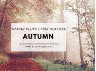Decoratie | Herfst/Halloween