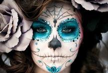 Awesome Adult Halloween Makeup Pictures - harrop.us - harrop.us