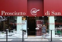 Due settimane con il San Daniele  / Lead per il Prosciutto di San Daniele.  Per due settimane le eccellenze gastronomiche del Friuli si sono trasferite nel cuore di Milano per un Temporary Store da veri intenditori!