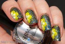 Shimmer Polish - Adrienne
