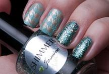 Shimmer Polish - Jasmine
