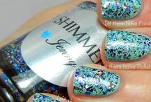 Shimmer Polish - Jenny