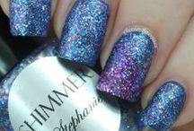 Shimmer Polish - Stephanie