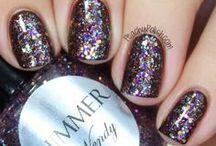 Shimmer Polish - Wendy