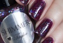 Shimmer Polish - Taylor