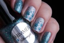 Shimmer Polish - Strength