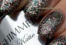 Shimmer Polish - Katie