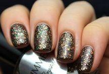 Shimmer Polish - Crystal