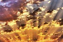 SUNSET/SUNSHINE