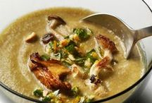 Nut recipes: soups / Nut-based soups are deliciously creamy