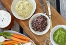 Nut recipes: dips, spreads n nibbles / So many nutty, healthy dips, so little time ... nibble on nuts.