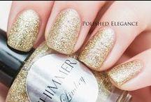 Shimmer Polish - Lindsey