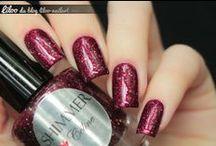 Shimmer Polish - Céline