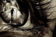 PORTRAIT / Catching the soul in a (black & white) portrait
