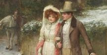 A Regency Era - Stepping Back In Time / All things Regency, my favourite historical era... and other historical images