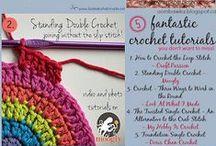 Crochets & Knittings ...