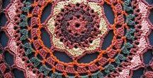 crochet - knitting / Amazing crochet and knitting patterns and ideas