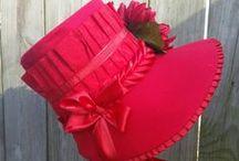 Regency Era Bonnets