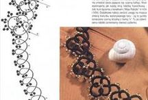 tatting - Σαϊτα / Another technic that involves tread and imagination
