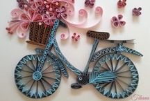 Paper Art / All kind of thinks that we can make with paper.