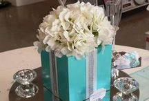 Tiffany Blue Inspired Weddings