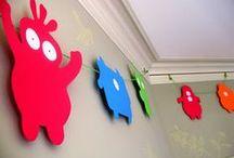 festes infantils - decoració