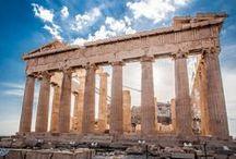 """Mundo # Grecia / Greece / Hellas / """" ES FANTÁSTICO DESCENDER DE GRECIA, LA TIERRA QUE HA DADO LUZ AL MUNDO """" - VICTOR HUGO / by Rafael J. Más"""
