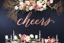 Wedding Ideas / A board full of wonderful wedding inspiration.