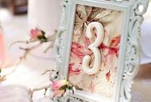 Vintage Wedding / Inspirational vintage pretties for a shabby chic wedding.