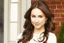 Spencer Hastings's style