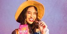 Pocky Summer 2017 / Creative content I've created in sponsorship with Pocky.