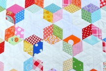 English Paper Piecing / by Needle Little Inspiration?