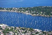 Swampscott, Marblehead and the Sea / You can take the girl out of the North Shore, but you can't take the North Shore out of the girl.  / by Greta Ostrovitz