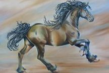 My Equine Art / All art ©Wendy Froshay. Visit www.froshay.com to see more.