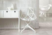 ♥ pure white / white/design