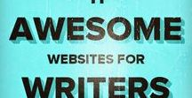 Writing Blogs/Websites to Visit . . . / Websites for writers