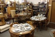 The Nest is FULL / Many one-of-a-kind, unique treasures from home and estates clean outs throughout the Minneapolis/St. Paul area.... and all at THRIFT PRICES!