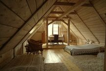 Attic Adventures // / Ideas for our lovely haven / by H a n n a h   M a r i e