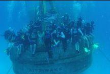 Wreck Diving / #diving #scuba #wreckdiving #shipwrecks #wreckhead