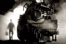 Iron ways / Trenes, locomotoras, trains