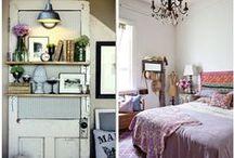 bonitos lugares caseros / espacios caseros con encanto