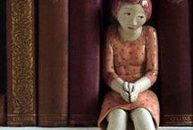 Art | Sculpture / Sculptures, Designer's toys, and Dolls / by shouta horie