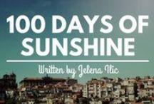 100 DAYS OF SUNSHINE