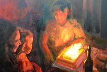 John MacCallum : Artwork / A collection of works by Newfoundland artist, John MacCallum.